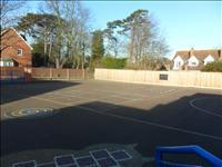 Our lovely playground.