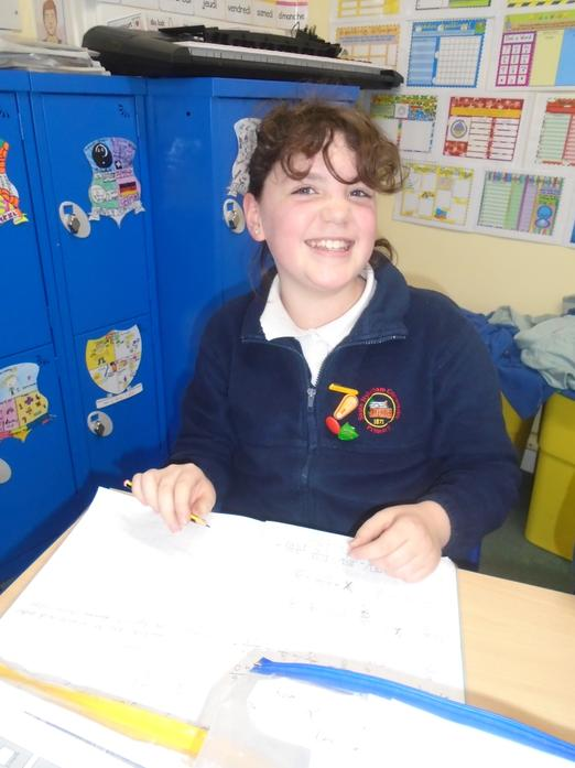 Smiling in Maths!!