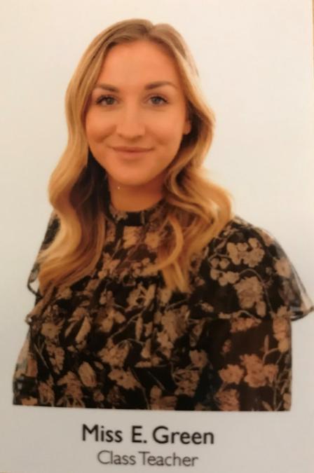 Miss Green (EYFA Lead)