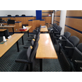 Press and Support seats Magistrates Court