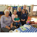 Engaging with range of generations through the Multigenerational Cafe