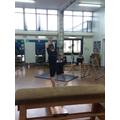 Indoor PE opportunities
