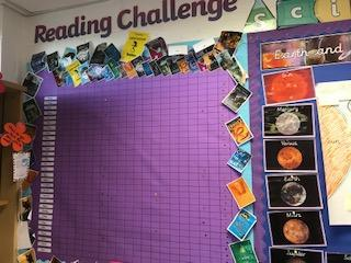This is our reading challenge!