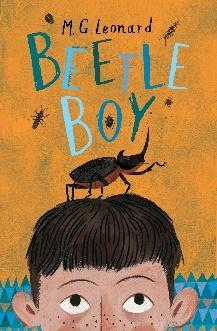 Beetle Boy - M G Leonard