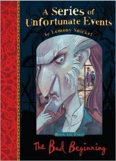 A Series of Unfortunate Events - Lemony Snickett