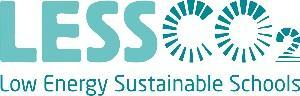Photo of Less CO2 Low Energy Sustainable Schools Logo