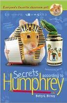 Secrets According to Humphrey - Betty G. Birney