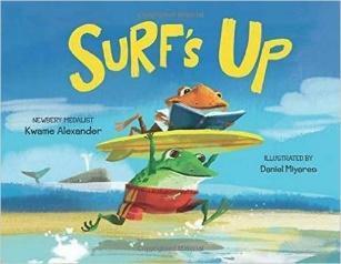 Surf's Up - Kwame Alexander