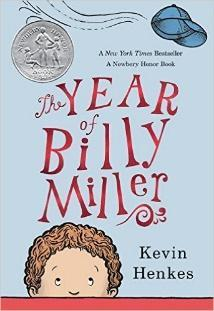 The Year of Billy Miller - Kevin Henkes