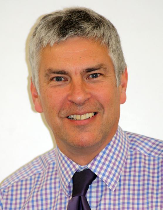 Photo of Headteacher Mr John Gadd