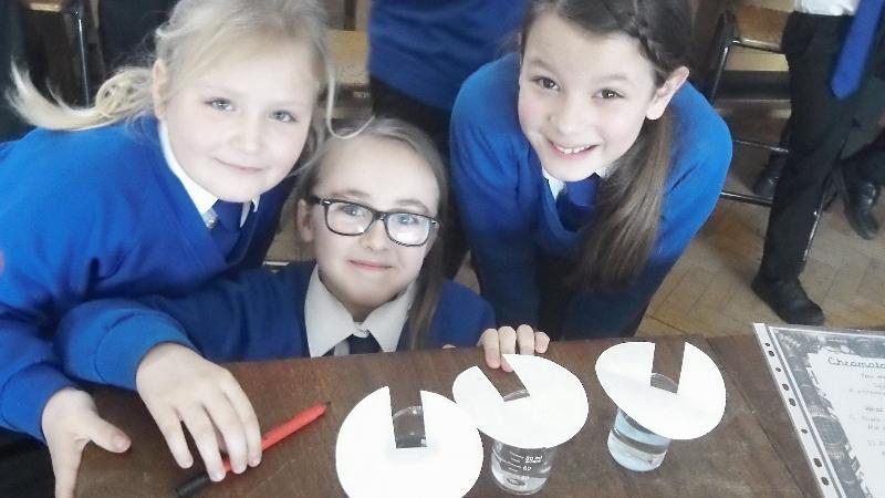 Science Week Breaktime Activities