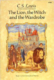 The Lion, The Witch and The Wardrobe - C S Lewis