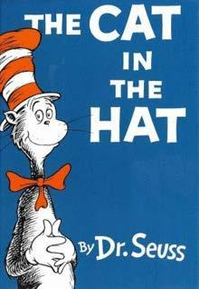The Cat In The Hat - Dr Seuss