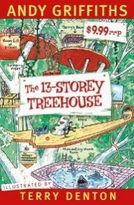 The 13-Storey Treehouse - Andry Griffiths