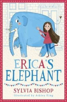 Erica's Elephant - Sylvia Bishop