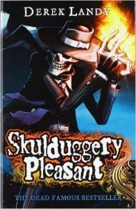 Skullduggery Pleasant - Derek Landy