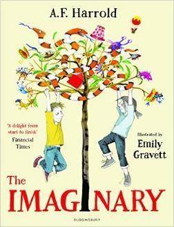 The Imaginary-  A F Harold