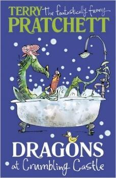 Dragons at Crumbling Castle - Terry Pratchett