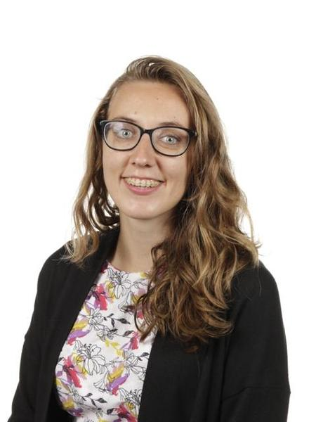 Miss Eastes, Year 4 Teacher