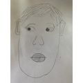 Freddie's self portrait