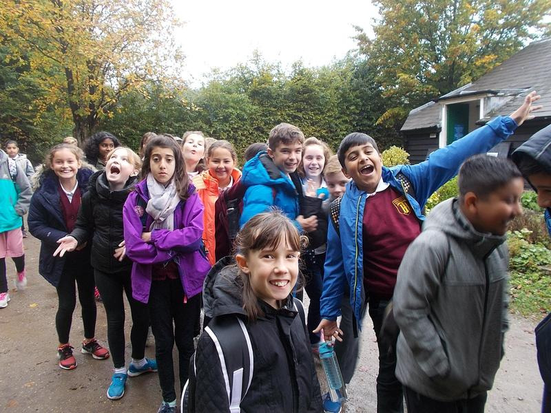 Chiltern Open Air Museum Whole School Trip