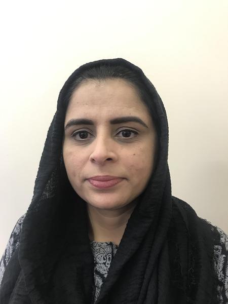 Mrs Hashmi, After school club assistant