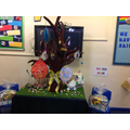 Decorate an egg competition.