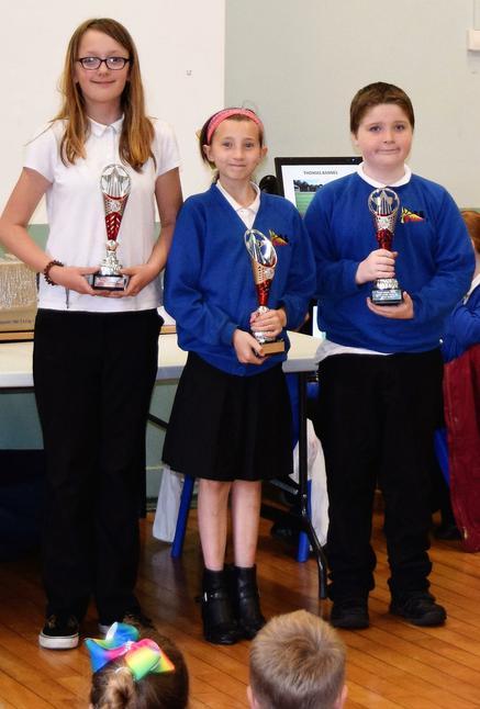 'SPORTS LEADER' AWARD WINNERS