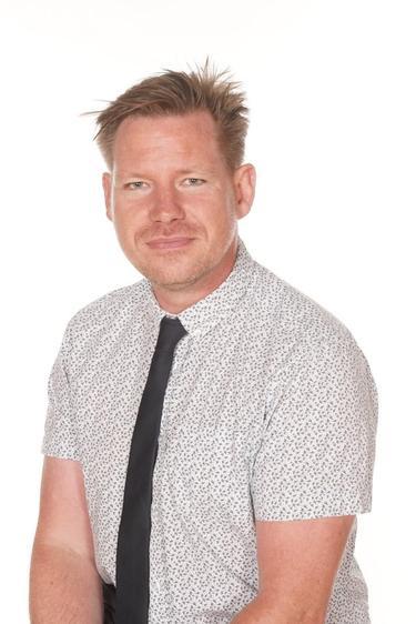 Mr. McGhee- Inventors Class teacher (maternity cover)