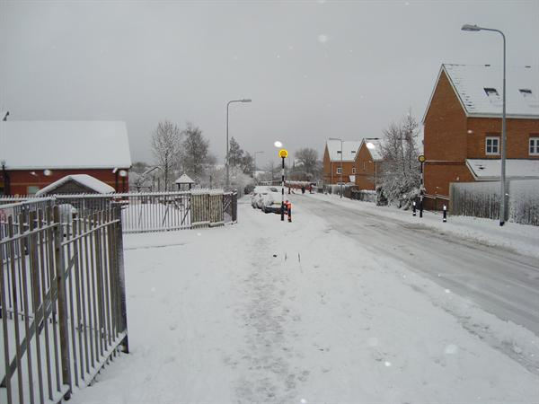 Snow January 18th - check the album for more
