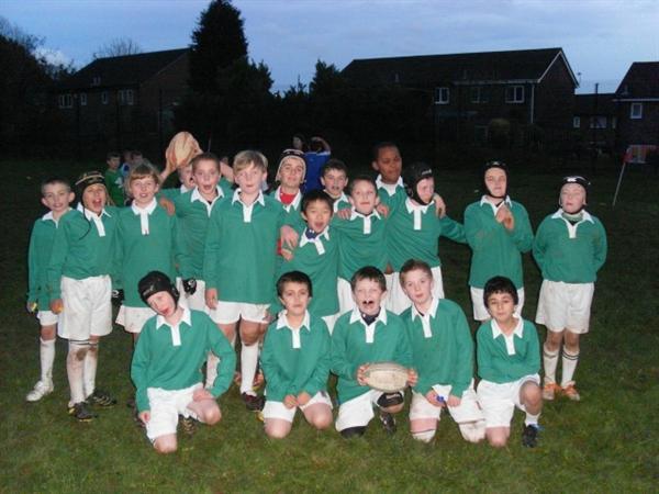 School Rugby 2012