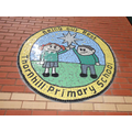 Our school badge (designed by Tom Jenkin 2012)