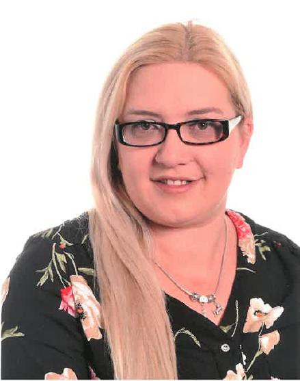 Rachel Glaister - Apprentice TA