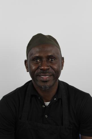 Emmanuel Urhiewu (Kitchen Assistant)