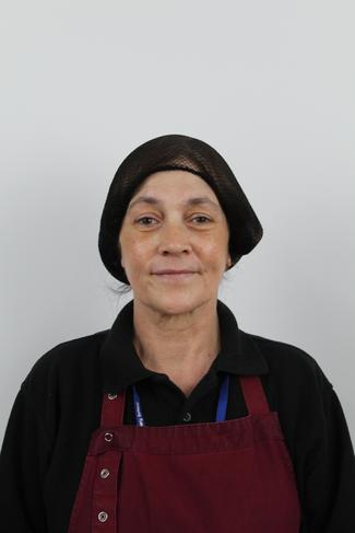 Jackie Dykes (Kitchen Assistant)
