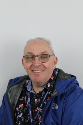 Michael Curtis (Premises Manager)