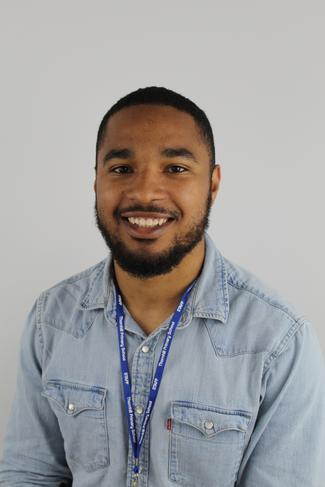 Jordan Andrews (SEN Teaching Assistant)