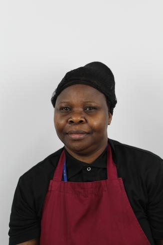 Aida Tekadiomana (Kitchen Assistant)