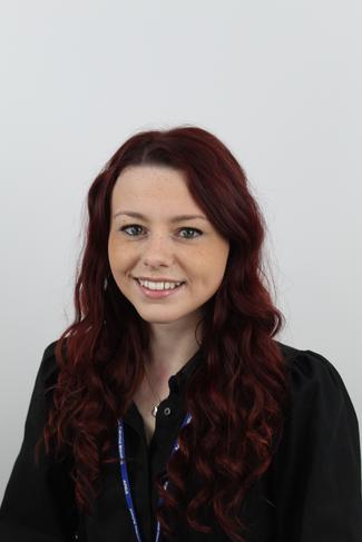 Jodie Smith (Admin & Finance Assistant)