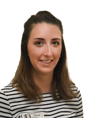 Miss Muscat - Teaching Assistant