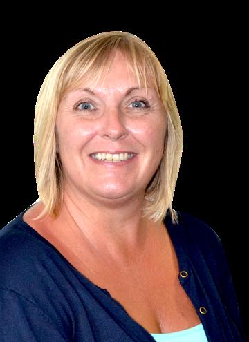 Mrs Alderson - Higher Level Teaching Assistant