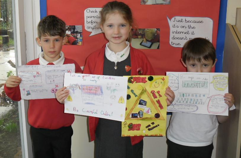 Well Done to James,Poppy, Sonny and Kierney!