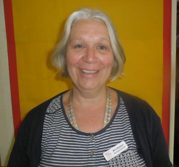 Mrs Julia Bednall - Teaching Assistant