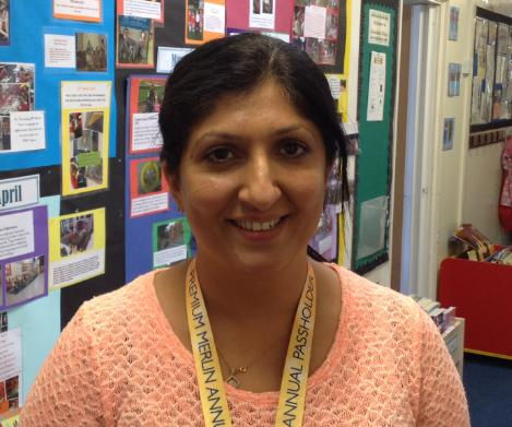 Mrs Sati Dhaliwal - Teaching Assistant