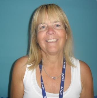 Mrs Pat Goddard - Cleaner