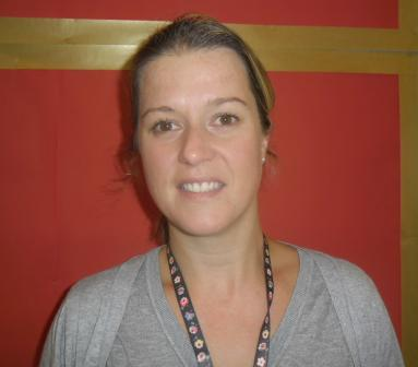 Mrs Lucy Harding - Teaching Assistant
