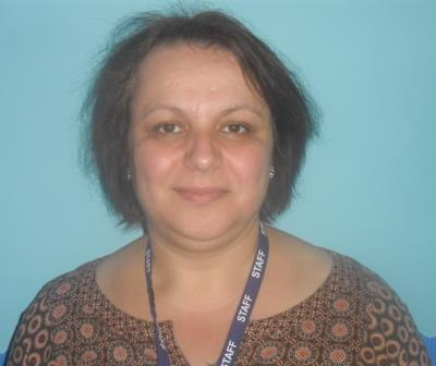 Mrs Aise Chasan-Emin Midday Supervisor