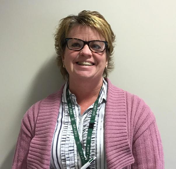 Mrs A Fieldhouse - Teaching Assistant