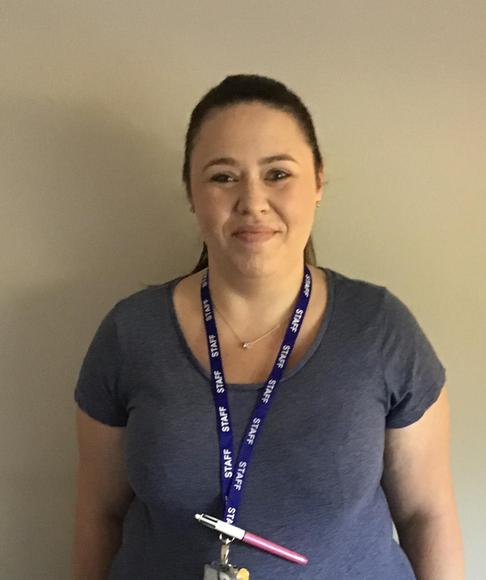 Miss L Sowersby -Teaching Assistant