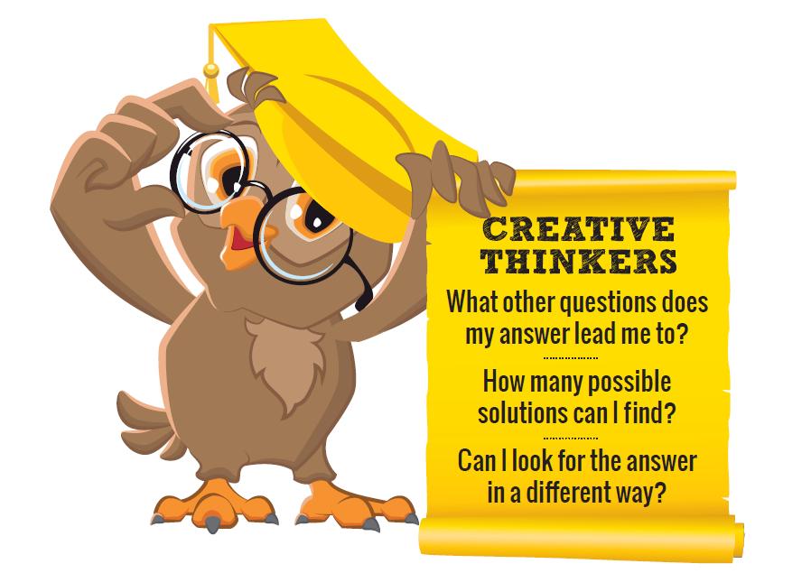 Creating & Thinking Critically